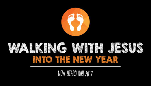 Walking With Jesus in the New Year