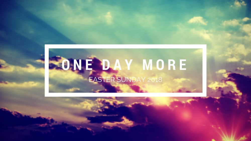 One Day More Image