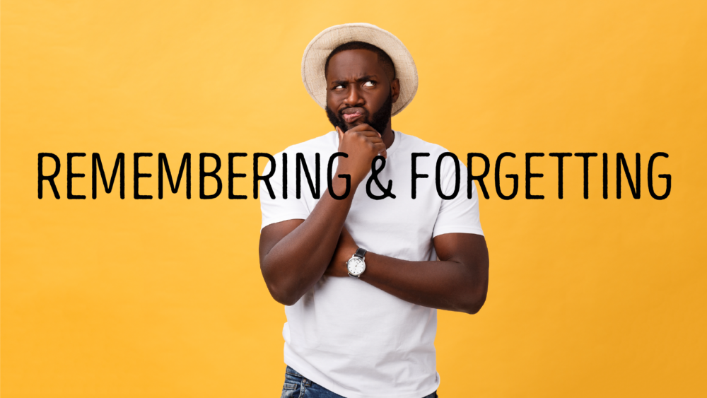Remembering & Forgetting Image