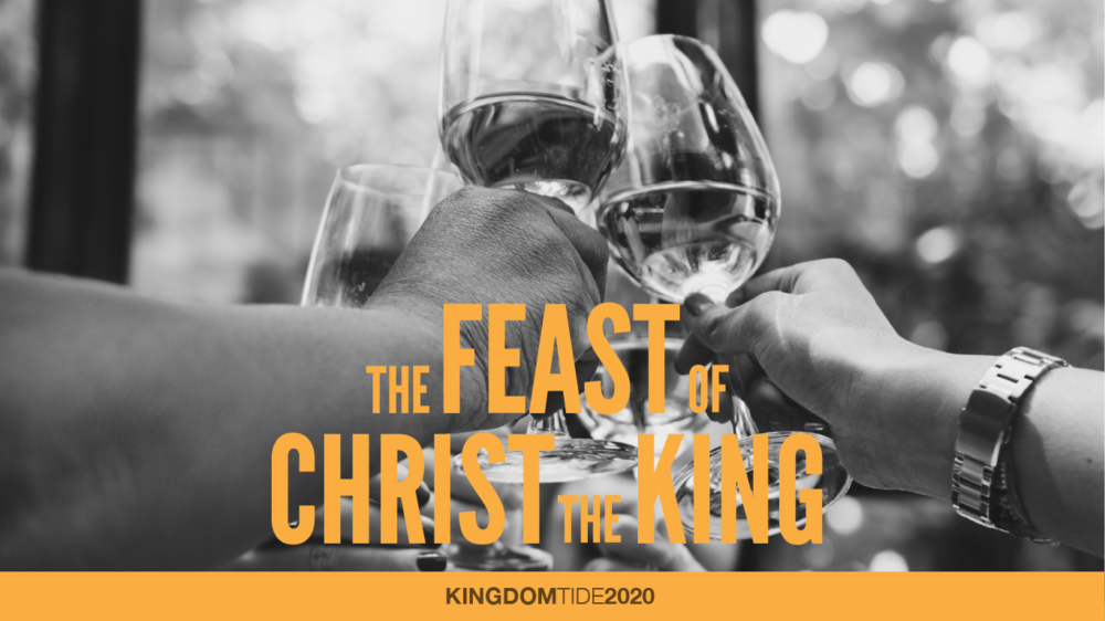 The Feast of Christ the King Image