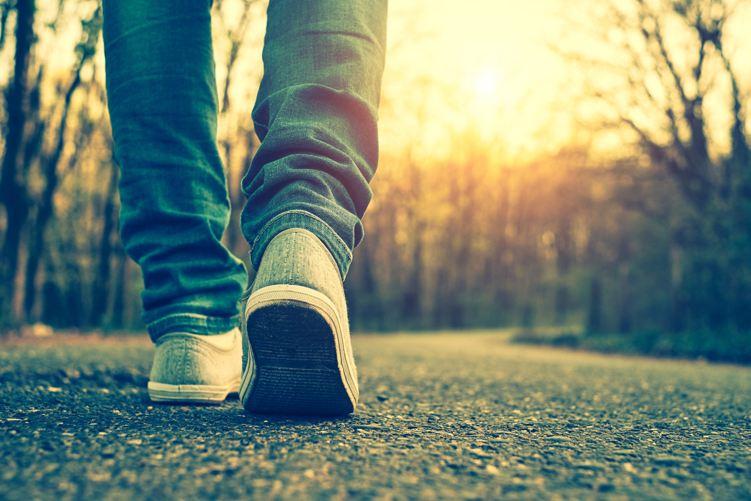 The Word Walking In Our Shoes