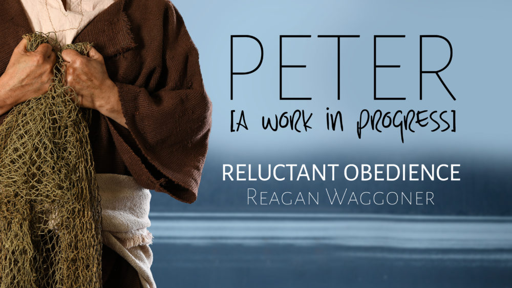 Reluctant Obedience Image